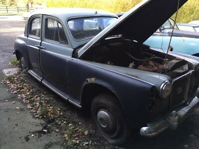 Rover 95. Abandand project/barn find,