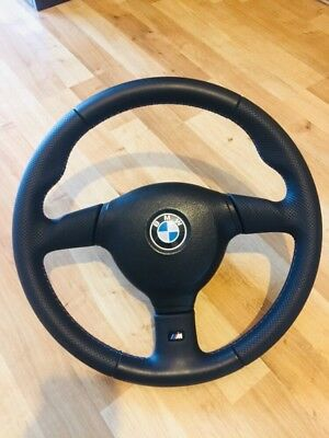 Bmw Genuine Mtech 2 (370mm)Steering Wheel