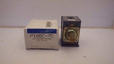 Johnson Controls P10Bc 7C Low Pressure Control Range 3 20 Psig 1