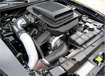 Mustang Mach 1 Procharger 4.6L 4V P-1SC Supercharger Stage II Sintonizzatore Kit
