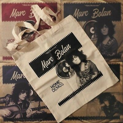 Marc Bolan / T.rex - Home Demos -Complete Set Of 4 Albums + Free Tote Bag 3 Only