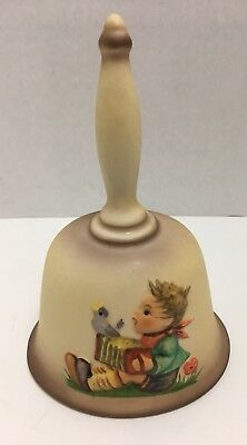 Goebel M. I. Hummel 1978 First Edition Annual Bell HUM 700 Handcrafted W Germany
