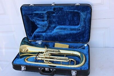 Bach Euphonium 1103 made by Yamaha same as YEP201 Horn YEP 201 Baritone NICE
