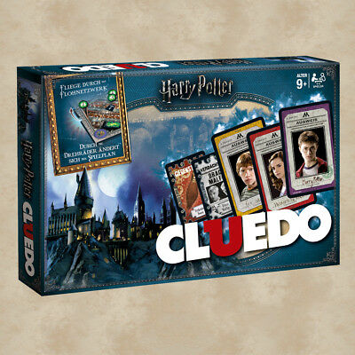 Cluedo Harry Potter (Collector's Edition)