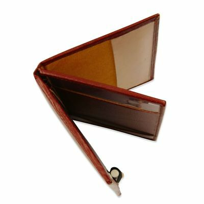 Harrister Leather Golf Scorecard Holder