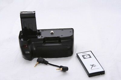Compatible Canon BG Battery Grip for EOS 100D