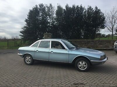 NSU R080 Spares or Repair Classic Car