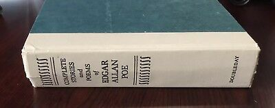 Complete Stories and Poems of EDGAR ALLAN POE 1966 Hard Cover Doubleday VINTAGE