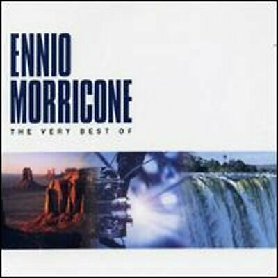 The Very Best of Ennio Morricone [EMI] by Ennio Morricone: New