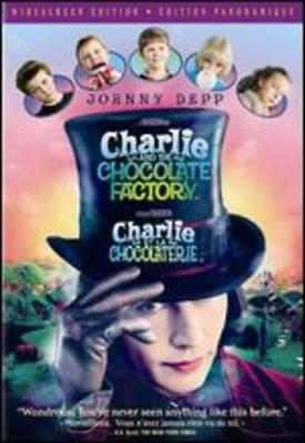 Charlie and the Chocolate Factory [French] by Tim Burton: New
