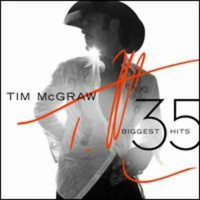 35 Biggest Hits by Tim McGraw: New