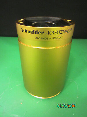 Schneider ES CINELUX Anamorphic 35mm Cine Format Projection Lens