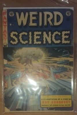 Weird Science Issue #18 Golden Age 1953 EC Comics
