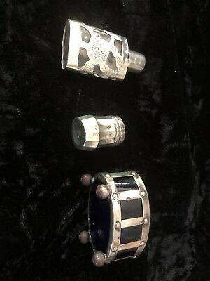 Lot of Antique Sterling Silver Items