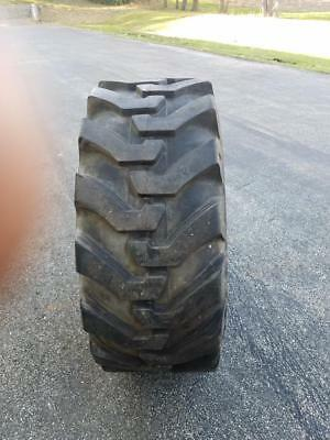 Backhoe Tire Solideal 195L-24IND 10 Ply
