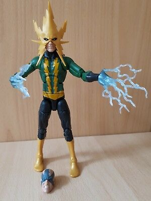 Marvel Legends Electro aus Space Venom Series Comic Version