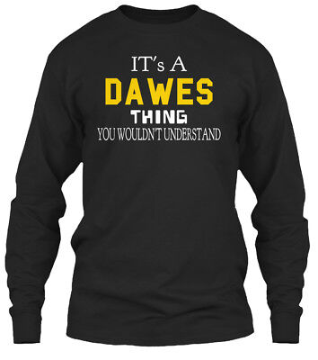 Dawes Gildan Long Sleeve Tee T-Shirt