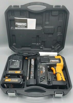 Freeman 2 In 1 18 Ga Cordless Nailer/stapler Pe2118G. Free Shipping