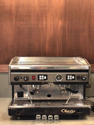 Astoria Argenta SAE-2 Espresso Machine