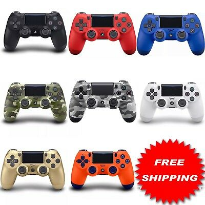 Sony Dualshock PlayStation 4 (PS4) Wireless Controller - Second Generation