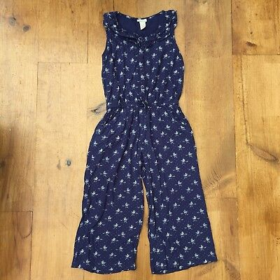 Monsoon Jumpsuit / Playsuit Size 5-6 Years
