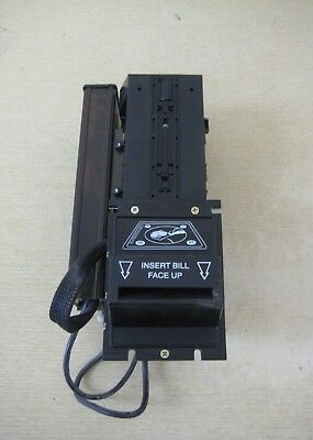 Coinco BA50B Vending Machine Dollar Bill Acceptor Validator Used Free Shipping