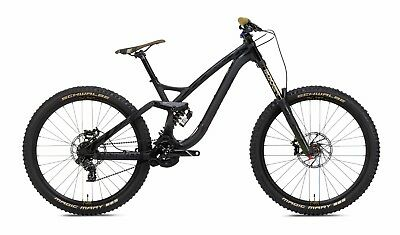 2017 NS Fuzz 1 DH Complete Bike Factory New MD size Only! MSRP $5200