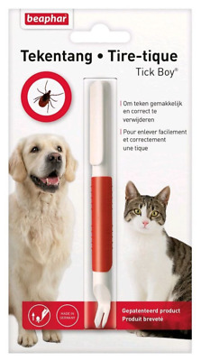 8Beaphar Tire Tique Soins Beaute Chien Chat Chaton Chiot Animaux Insectifuge Pro