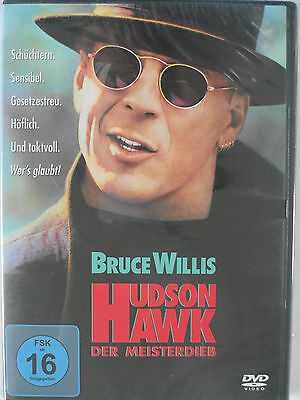 Hudson Hawk - Der Meisterdieb - Bruce Willis, Rom, Los Angeles, New York, Diebe