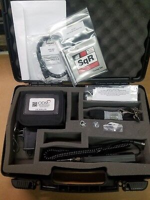 ODM VIS 300 Fiber Optic Video Inspection Scope, Charger, Cables & more