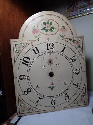 Clock Dial For Wooden Movement