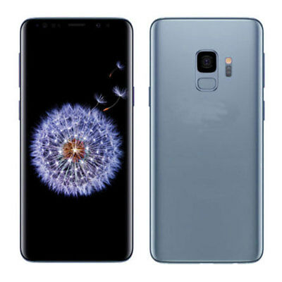 1:1 Non Working Dummy Display Fake Phone Model For Samsung Galaxy S9 Plus - Blue