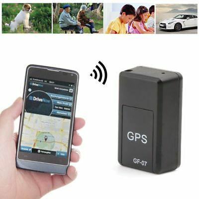 GF-07 Mini GPS Tracker Tracking Device Real-time Locator Magnetic Locator New
