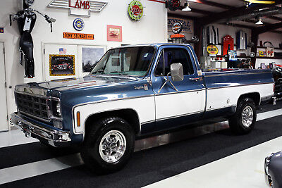 1978 Chevrolet C/K Pickup 2500 C20 PICKUP TRUCK 350 CI ENGINE AUTOMATIC A/C