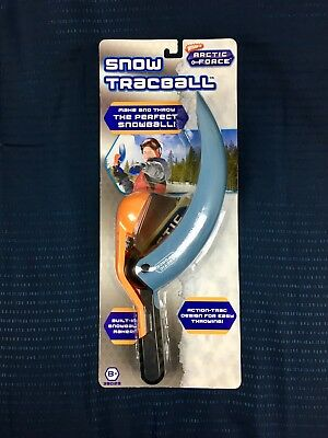 Wham-O Arctic Force - Snow Traceball - The Perfect Snowball - Brand New!