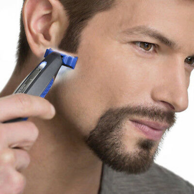 Boxili SOLO Electric Razor Rechargeable Beard Shaver for Trimming Edging Shaving