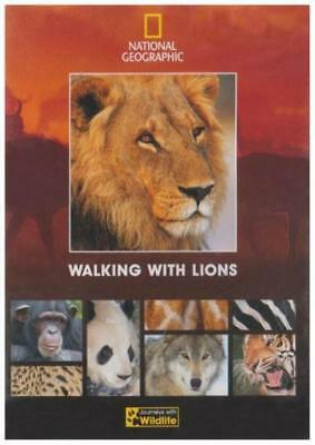 Walking with Lions DVD 2002 - DD Home Entertainment - Acceptable - DVD