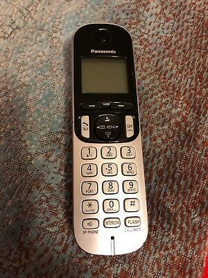 Panasonic KX-TGCA21 Handset Set with PNLC1055 Craddle for KX-TGC220