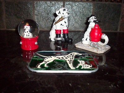 Vintage Dalmatian Fire Dog Lot