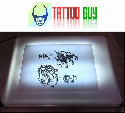 A3 Light Box -TRACING, DRAWING, DESIGN, ART LIGHT PAD TATTOO LIGHT BOX