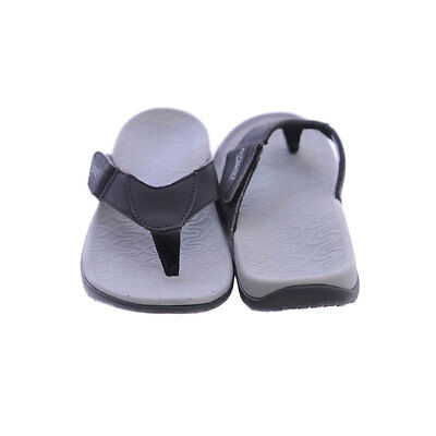 Orthotic Thongs Sandals Planter Fasciitis Heel Spur Arch Foot Support-stream