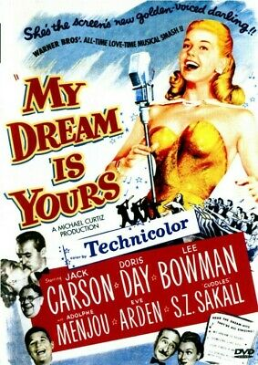 My Dream is Yours ( Doris Day ) - New Region All DVD