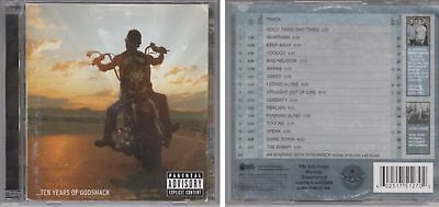 Ten Years of GODSMACK Good Times Bad Times 2007 + Greatest Hits DVD 2 Disc Set