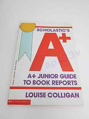 ▰ Scholastic's A+ Junior Guide to Book Reports ▰ Louise Colligan ▰ Paperback ▰