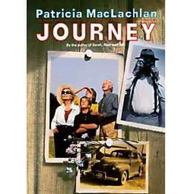 Journey ▰ Patricia Maclachlan ▰ 2nd Printing September 1993 ▰ Dell Publishing ▰