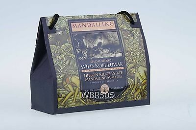 KOPI LUWAk BLEND MOST EXCLUSIVE COFFEE IN WORLD. PERFECT FOR COFFEE LOVERS
