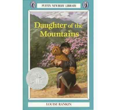 Daughter of the Mountains ▰ Louise Rankin ▰ Paperback Puffin Newbery Library