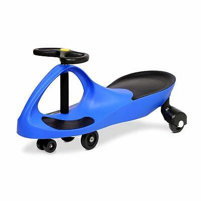 NEW Safe Speed Kids Ride On Car Swivel Slider Swing Toy - Stable Wiggle Scooter
