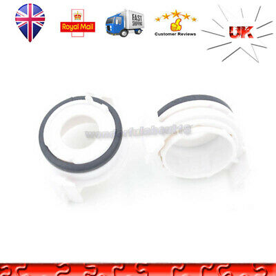 H7 HID Xenon Conversion Kit Bulb Adaptor Holders For BMW E46 3 Series 2001-06