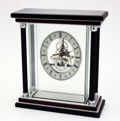 David Peterson Mantel Skeleton Clock model SKC 09 Second (clock 2)